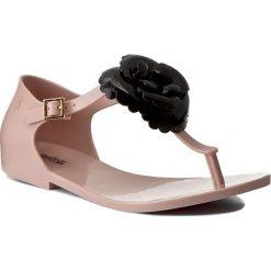 Chodaki damskie: Japonki MELISSA - Honey II Ad 32222  Pink/Black 51647
