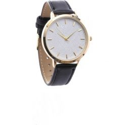 Czarno-Biały Zegarek Limits. Białe zegarki damskie Born2be. Za 24,99 zł.
