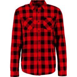 Koszule męskie na spinki: YOURTURN Koszula red/black