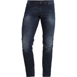 Antony Morato BARRET Jeans Skinny Fit blu denim. Zielone rurki męskie marki Antony Morato, m, z bawełny. Za 419,00 zł.