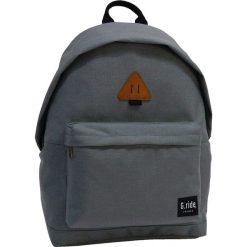 Plecaki męskie: Plecak w kolorze szarym – 29 x 40 x 14 cm