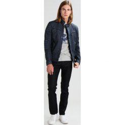 DRYKORN JAW Jeansy Straight Leg black. Niebieskie jeansy męskie marki DRYKORN, m, z dekoltem karo. Za 419,00 zł.