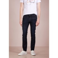 BOSS CASUAL DELAWARE Jeansy Slim Fit navy. Niebieskie jeansy męskie relaxed fit BOSS Casual, z bawełny. Za 419,00 zł.