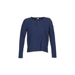 Swetry S.Oliver  13-402-61-3736. Niebieskie swetry klasyczne damskie marki BOTD, l. Za 207,20 zł.