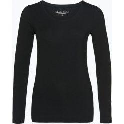 Marie Lund - Damska koszulka z długim rękawem, czarny. Czarne t-shirty damskie Marie Lund, xs, z bawełny. Za 69,95 zł.