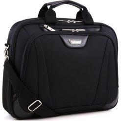 """Torba Wenger na laptopa 17"""" jednokomorowa (W72992217). Czarne torby na laptopa marki Wenger. Za 423,89 zł."""