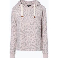 Bluzy damskie: Review - Damska bluza nierozpinana, różowy