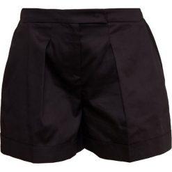 Jil Sander Navy Szorty black. Czarne szorty damskie Jil Sander Navy, z bawełny. W wyprzedaży za 419,60 zł.