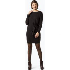 Someday - Sukienka damska z dodatkiem kaszmiru – Quirsten, szary. Szare sukienki z falbanami someday., w paski, z kaszmiru, z kokardą. Za 599,95 zł.