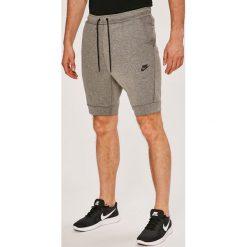 Nike Sportswear - Szorty. Szare spodenki sportowe męskie Nike Sportswear, l, z bawełny. W wyprzedaży za 239,90 zł.