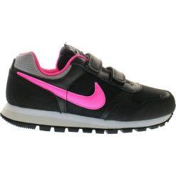 BUTY NIKE MD RUNNER 652967 061. Czarne buciki niemowlęce Nike. Za 79,00 zł.