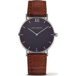 Zegarek unisex Paul Hewitt Sailor PH-SA-S-ST-B-14M. Brązowe zegarki damskie Paul Hewitt. Za 675,00 zł.
