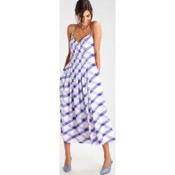 Długie sukienki: Banana Republic HELEN Długa sukienka lavender