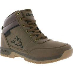 Buty trekkingowe męskie: Kappa Buty męskie Bright Mid Light brązowe r. 42 (242075-5050)