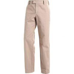 Chinosy męskie: Soulland GRECO HEAVY PANT Spodnie materiałowe light beige