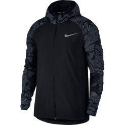 Odzież sportowa męska: kurtka do biegania męska NIKE FLASH RUNNING JACKET / 858151-010