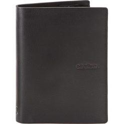 Duży Portfel Męski STRELLSON - Carter 4010001191 Black 900. Czarne portfele męskie Strellson, ze skóry. W wyprzedaży za 219,00 zł.