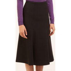 Spódnice wieczorowe: Spódnica w kolorze ciemnobrązowym