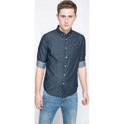 Lee - Koszula. Szare koszule męskie na spinki Lee, l, z bawełny, button down, z długim rękawem. W wyprzedaży za 199,90 zł.