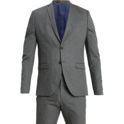 Selected Homme SLHSLIMMYLOLOGAN SUIT Garnitur light grey melange. Szare garnitury Selected Homme, z elastanu. Za 899,00 zł.