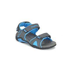 Sandały Dziecko  Kangaroos  INCLAS. Niebieskie sandały chłopięce marki KangaROOS. Za 103,20 zł.