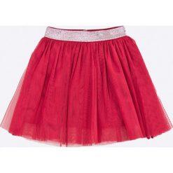 Blukids - Spódnica dziecięca 98-128 cm. Czerwone spódniczki dziewczęce Blukids, z bawełny, midi. W wyprzedaży za 39,90 zł.