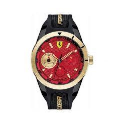 Zegarki męskie: Scuderia Ferrari 0830386 Red Rev T - Zobacz także Książki, muzyka, multimedia, zabawki, zegarki i wiele więcej