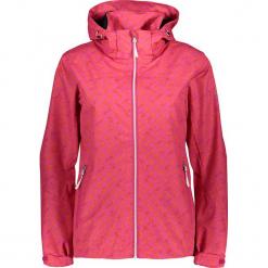 """Kurtka funkcyjna """"Holly R+"""" różowym. Czerwone kurtki damskie Halti, Fischer, Raiski, z materiału. W wyprzedaży za 239,95 zł."""