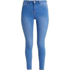 New Look Tall AUTHURIUM BRIGHT Jeans Skinny Fit blue. Niebieskie jeansy damskie New Look Tall. Za 129,00 zł.