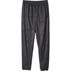 Chinosy chłopięce: Adidas Spodnie District Knitted Pant czarny r. 152 (BQ1687)