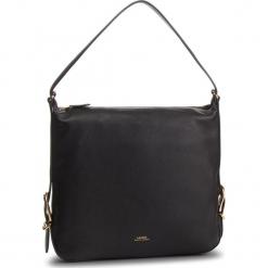 Torebka LAUREN RALPH LAUREN - Cornwall 431735213001  Black. Czarne torebki klasyczne damskie Lauren Ralph Lauren, ze skóry. Za 1519,00 zł.