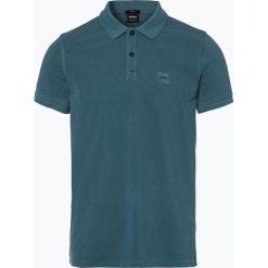 BOSS Casual - Męska koszulka polo – Prime, zielony. Zielone koszulki polo BOSS Casual, m. Za 229,95 zł.
