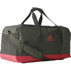 Torby podróżne: Adidas Torba sportowa adidas 3 Stripes Perfomance Teambag zielona (BR5150)