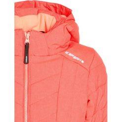 Icepeak RIONA Kurtka zimowa hot pink. Czerwone kurtki dziewczęce marki Icepeak, na zimę, z materiału. W wyprzedaży za 179,50 zł.