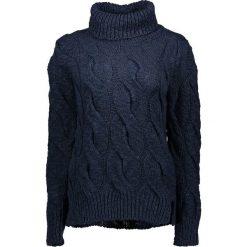 Odzież damska: Sweter w kolorze granatowym