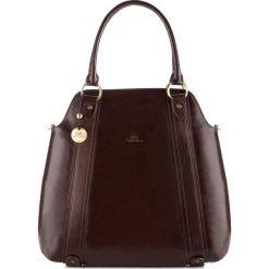 Torebka 35-4-538-4. Brązowe torby na laptopa marki Wittchen, w paski. Za 1299,00 zł.
