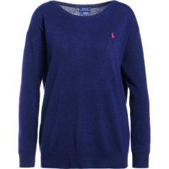 Swetry klasyczne damskie: Polo Ralph Lauren Sweter bright navy