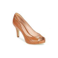 Czółenka Dumond  MESTICA. Szare buty ślubne damskie Dumond. Za 335,20 zł.