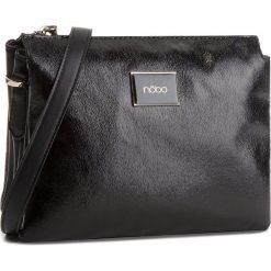 Torebka NOBO - NBAG-E4050-C012 Czarny. Czarne listonoszki damskie marki Nobo, ze skóry ekologicznej. W wyprzedaży za 119,00 zł.