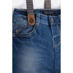 Mayoral - Jeansy dziecięce. Różowe jeansy męskie relaxed fit marki Mayoral, z bawełny, z okrągłym kołnierzem. W wyprzedaży za 119,90 zł.