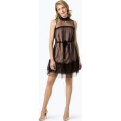Apart - Sukienka damska, czarny. Czarne sukienki z falbanami Apart, z falbankami. Za 579,95 zł.