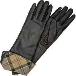 Rękawiczki damskie: Barbour LADY JANE GLOVE Rękawiczki pięciopalcowe Black With Dress