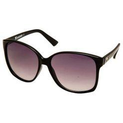 """Okulary przeciwsłoneczne damskie: Okulary przeciwsłoneczne """"MM51101"""" w kolorze czarnym"""