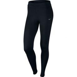 Legginsy sportowe damskie: Nike Legginsy biegowe damskie Thermal Running Tight czarne r. M (686923-010)
