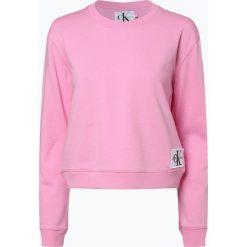 Calvin Klein Jeans - Damska bluza nierozpinana, różowy. Czerwone bluzy sportowe damskie Calvin Klein Jeans, m, z jeansu. Za 349,95 zł.
