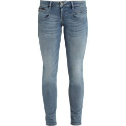 Freeman T. Porter ALEXA  Jeansy Slim Fit fixel. Niebieskie jeansy damskie relaxed fit marki Freeman T. Porter. Za 419,00 zł.