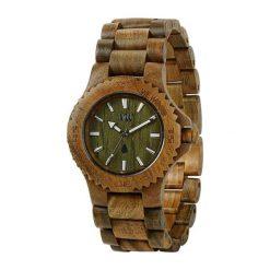 """Zegarki męskie: Zegarek """"WW01002"""" w kolorze jasnobrązowym"""