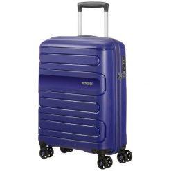 American Tourister Walizka Podróżna Sunside 55 Cm Fioletowa. Fioletowe walizki American Tourister. Za 368,00 zł.