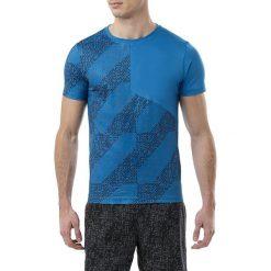 Asics Koszulka męska Lite Show SS Top niebieska r. S (146617 1186). Niebieskie koszulki sportowe męskie marki Asics, m. Za 189,81 zł.