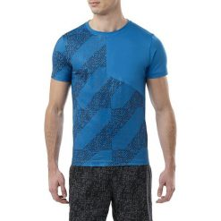 Asics Koszulka męska Lite Show SS Top niebieska r. S (146617 1186). Niebieskie koszulki sportowe męskie Asics, m. Za 189,81 zł.